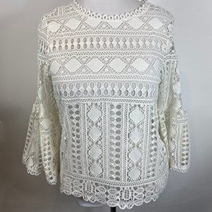 Stunning Boutique Lace Top